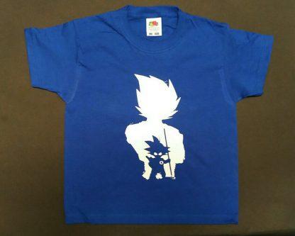 335662f07 Camiseta Goku niño - TELON DE ACERO