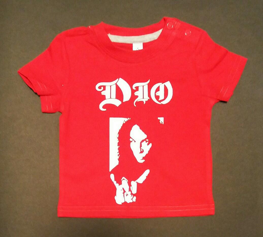c92e8c41b Camiseta Dio niño - TELON DE ACERO